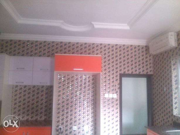 5 bedroom duplex for sale at omole phase 1,with remote control gate ,a Ojodu - image 3