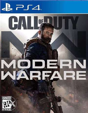 Ps4 Game Call Of Duty