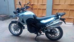 BMW f650gs Twin