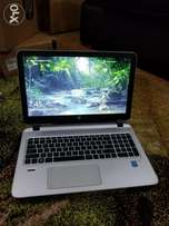 Hp Envy 15 core i7 with finger scanner [8gb ram 750gb hdd