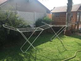 2 x Camping portable washing lines for sale