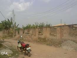 2 Units of uncompleted 3 Bedroom Flat at Omowest area, Osogbo