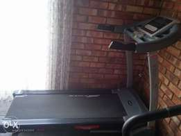 Treadmill for sale - as good as new