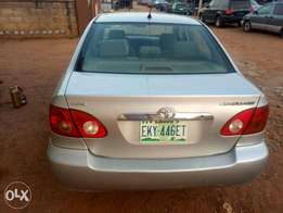 100% 1st Body Super Clean Toyota Corolla06