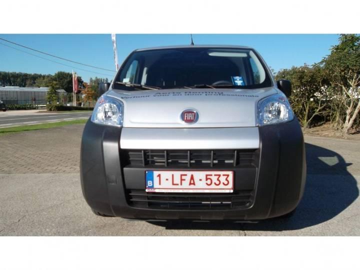 Fiat Fiorino Base - 2015