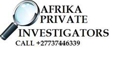Afrika private investigation services
