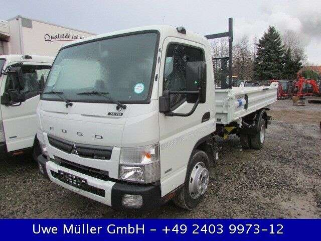 Fuso Canter 7c18 Kipper, 4000 X 2000 Mm, Klima - 2019