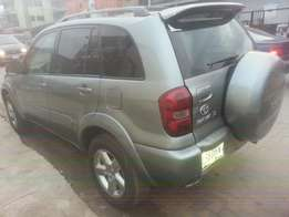 Clean inside-out Toyota Rav4 for sale