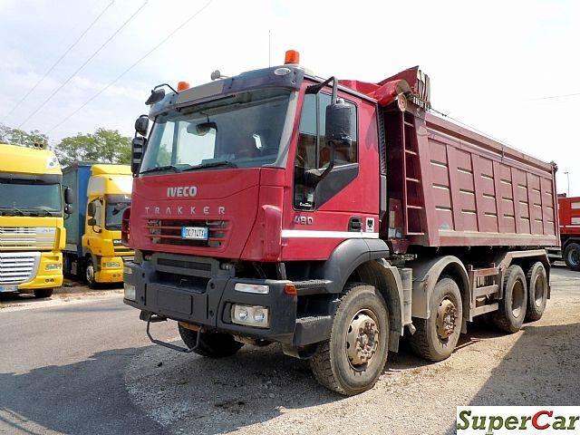 Iveco TRAKKER 410T48 - 2006