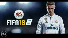 Fifa 18 pc only.
