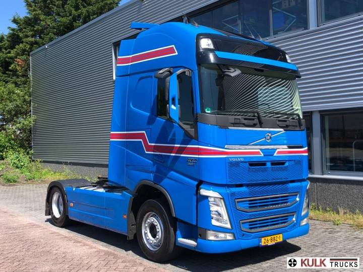 Volvo FH 460 / Globetrotter XL / EURO 6 NEW CONDITION! / NL truck - 2013