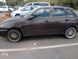 Polo Playa for sale or swap for a bigger car