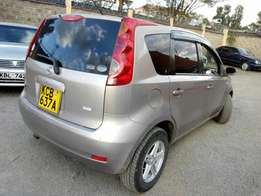 Nissan Note KCB 2007 Auto Alloys Very clean