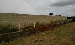 0.5 acre of prime land for sale in Thika
