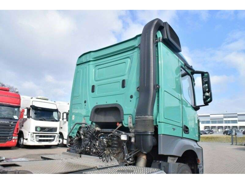 Mercedes-Benz Actros 1845 Streamspace Hydro / Leasing - 2016 - image 7