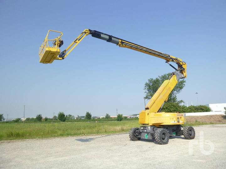 Haulotte HA41PX Articulated - 2009