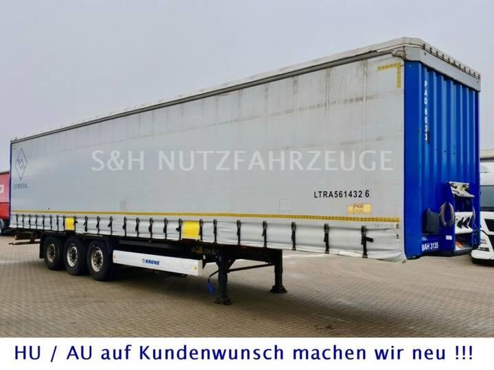 Krone Profi Liner KONIKI Edscha Schiebeplane XL CODE - 2013