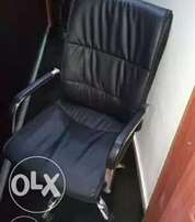New class leather office swivel chair