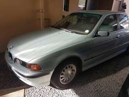 Bmw 523i Auto For Sale