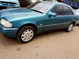 A Benz c180 for sale