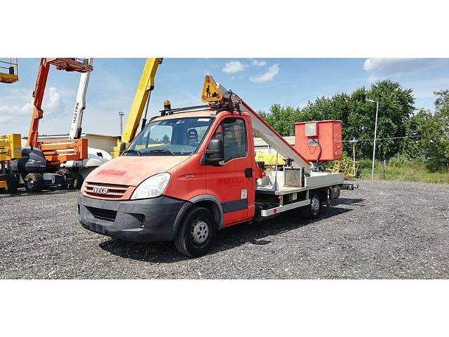 Iveco Daily Multitel 160 ALU DS - 16m - 2008