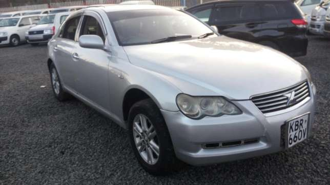 Quick sale Toyota mark x in a very good condition Muthini Estate - image 2