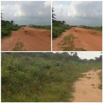 20 plots in Musa Yaradua Drive, new Owerri