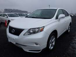 LEXUS / RX270 CHASSIS # AGL10-241 year 2011