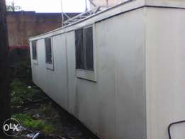 Parkhome 11metre consisting 3large offices very clea 25kn