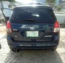 Perfect 2003 Toyota Matrix for grab