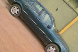 Benz C class for sell at affordable price tag