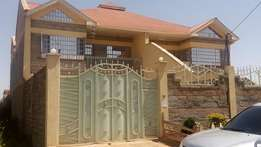 8 bedrooms massionette in Thika town at 18m