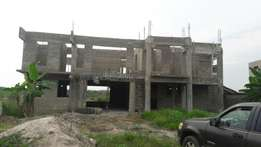 Uncompleted House for sale at Airport Ridge, Takoradi