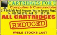 Printer Cartridges On Special