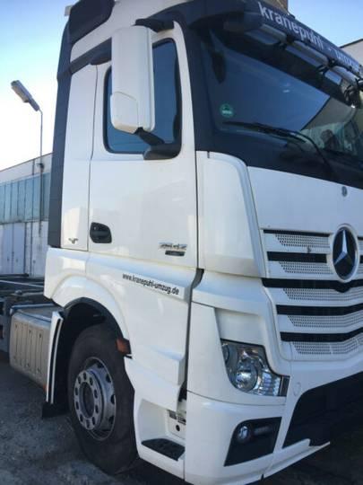 Mercedes-Benz Actros 25/42 BDF - 2012