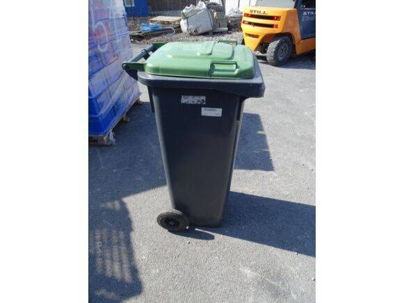 Sale sulo 1 dustbins waste container for  by auction