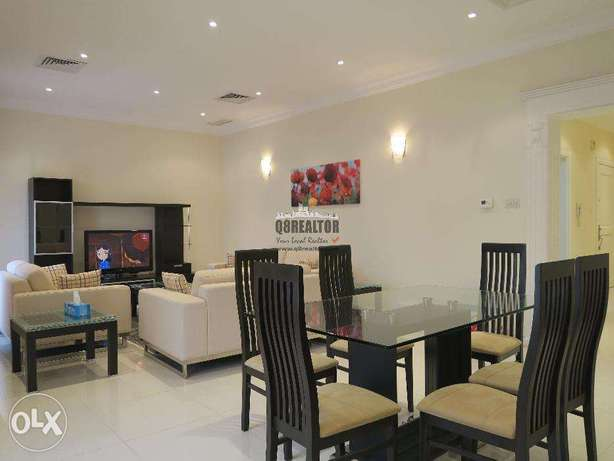4 Bedrooms Fully Furnished in Egaila
