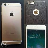 Neatly Used iphone 6 (gold) For Sale