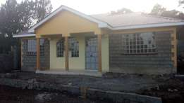 Three bedroom bungalow for sale at Matasia, Ngong