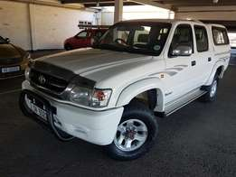 2004 Toyota Hilux 2.7 Raider 4x4 Double Cab