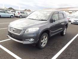 Toyota Vanguard 2010 Foreign Used For Sale Asking Price 2,450,000/=