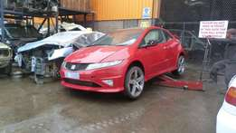 Stripping for parts Honda type r civic