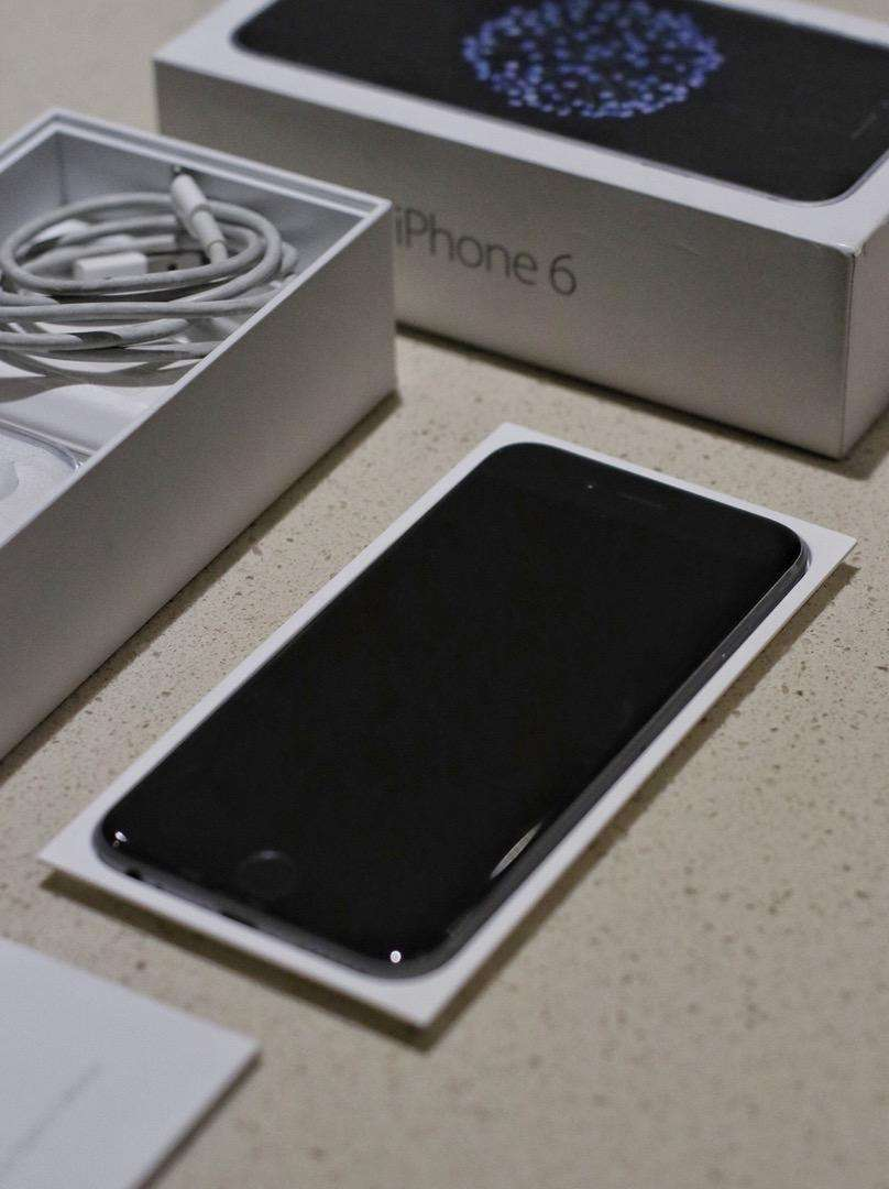 Apple Iphone 6 64gb Cape Town Cell Phones Western Grey 0