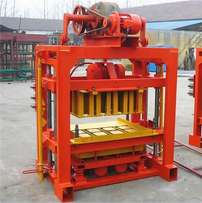 QT4-40 Concrete Block Making Machine