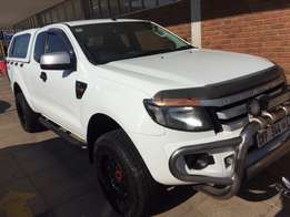 2014 Ford Ranger 3.2 Auto Supercab 4x4