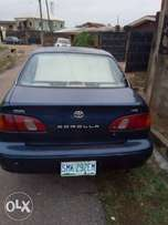Very Clean Registered Toyota Corolla VE