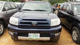 2006 Toyota 4runner registered for sale very clean and fresh