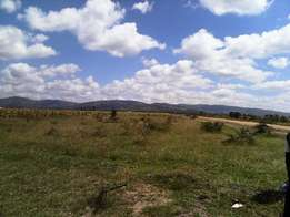 80Acres in Kangundo road Joska