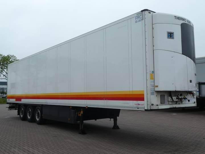 Schmitz Cargobull SKO24 DOPPELSTOCK tk slx 300e palletbo - 2015