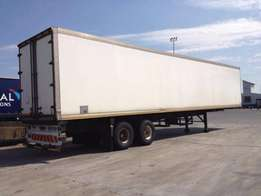 15m dry goods carrier trailer for sale